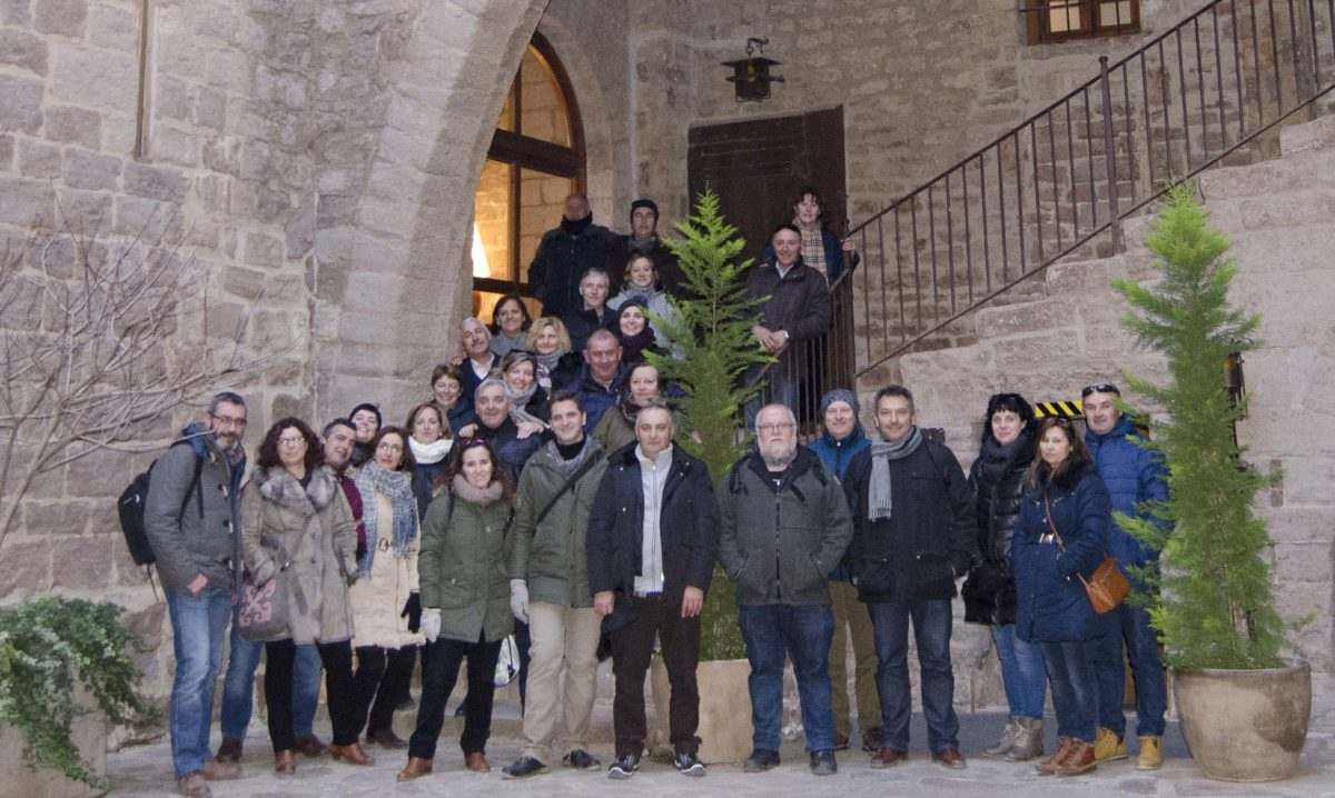 Viatge de convivència cooperativa a la corporació alimentària de Guissona