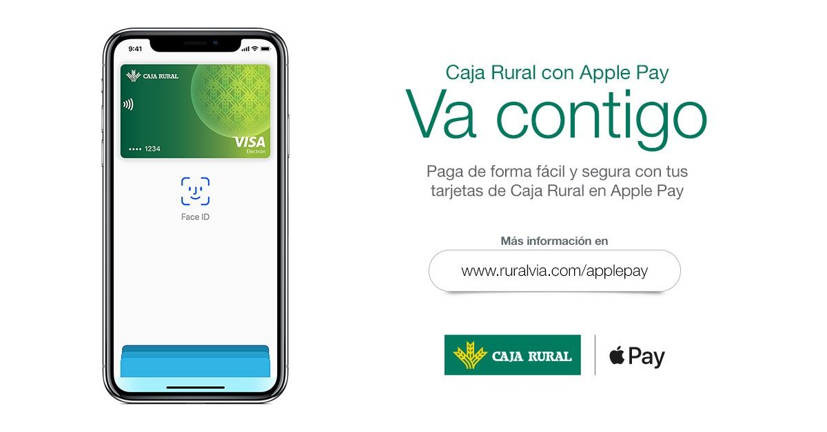 Caixa Benicarló llança Apple Pay