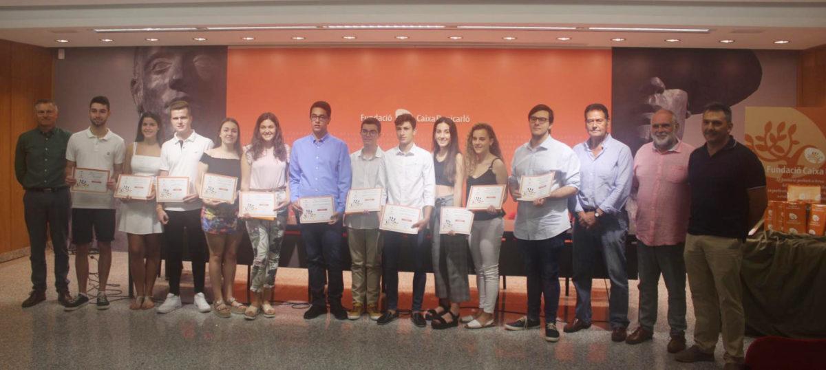 Caixa Benicarló premia amb 12.000€  l'Excel·lència Acadèmica