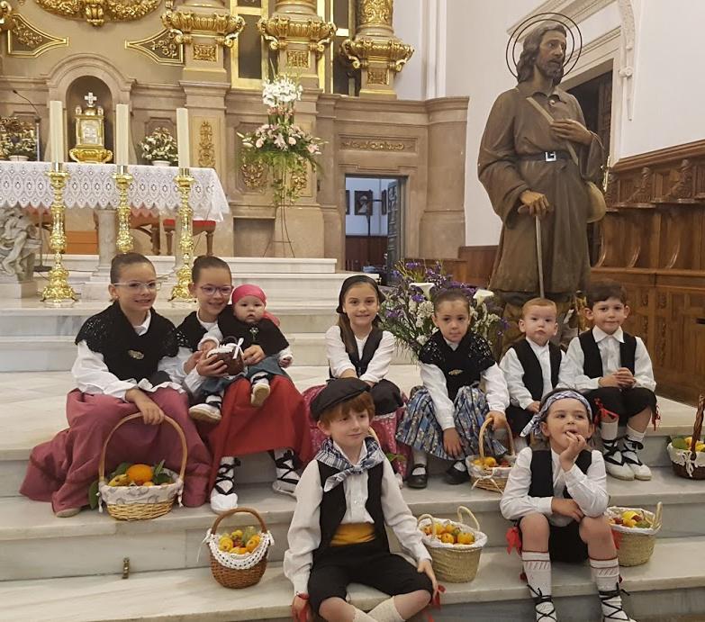 Benicarló amb Sant Isidre