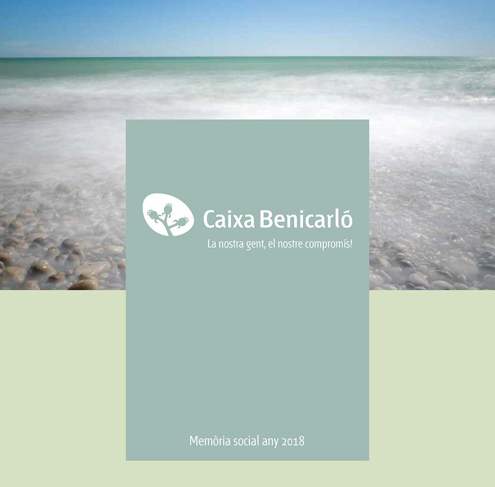 Caixa Benicarló contribueix amb 228.000€ en el seu entorn
