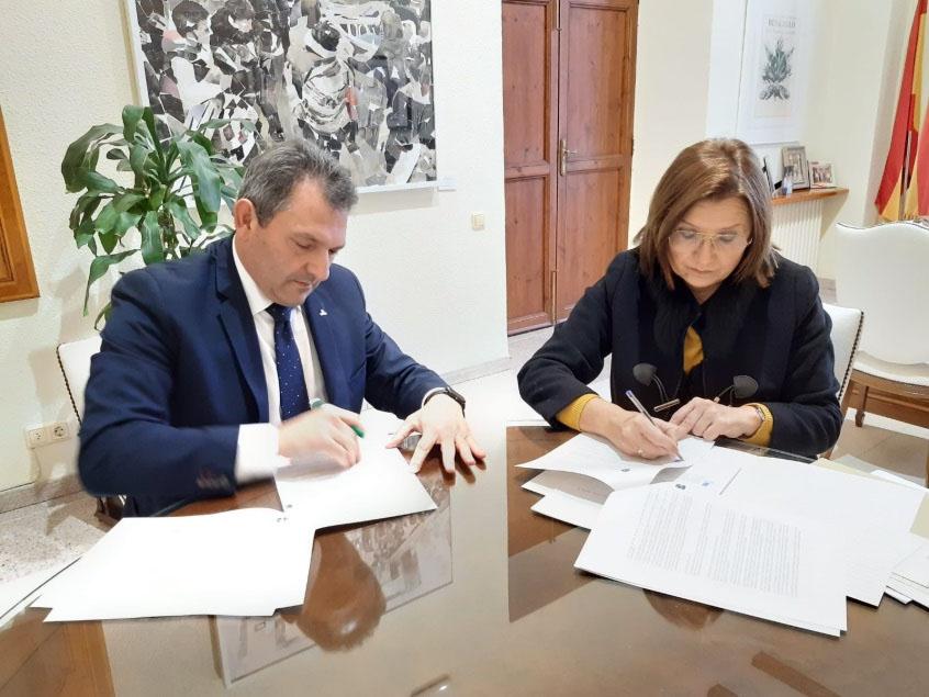 Renovació del conveni amb l'Ajuntament de Benicarló per a la gestió dels tributs municipals