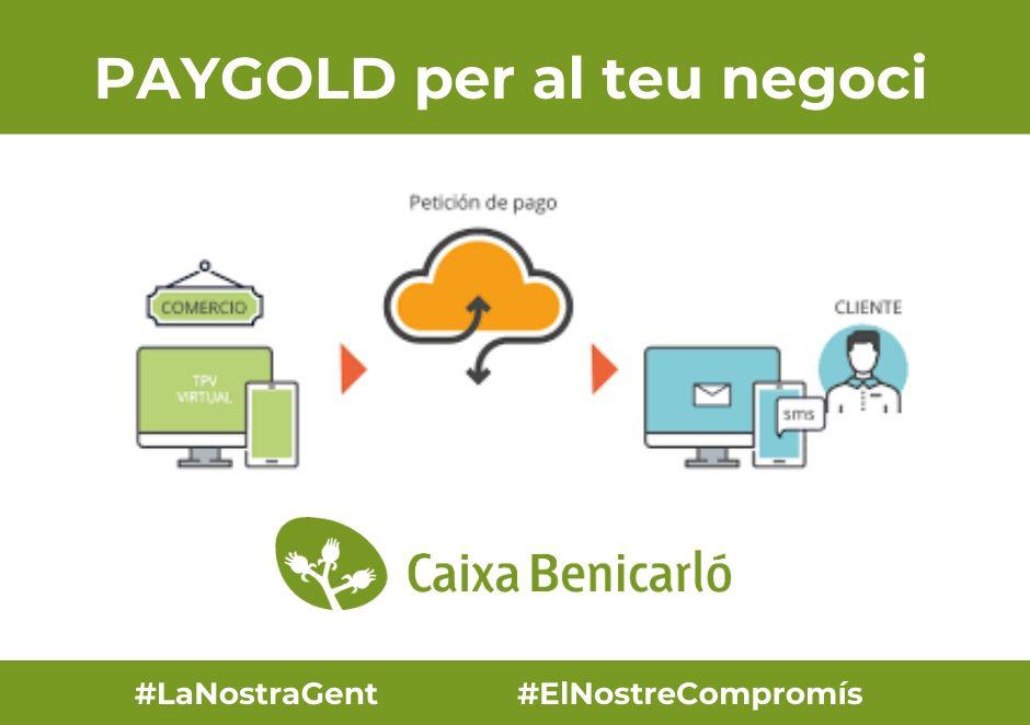 Impulsem les vendes dels comerços amb PayGold