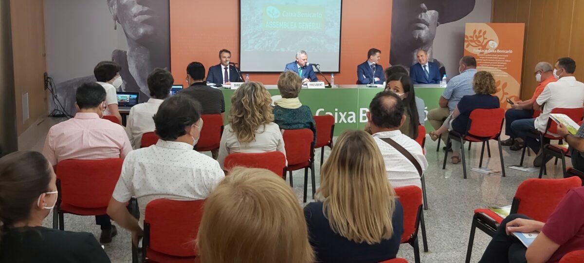 Caixa Benicarló amplia el seu balanç un 7,44%, fins els 300 milions d'euros en 2019