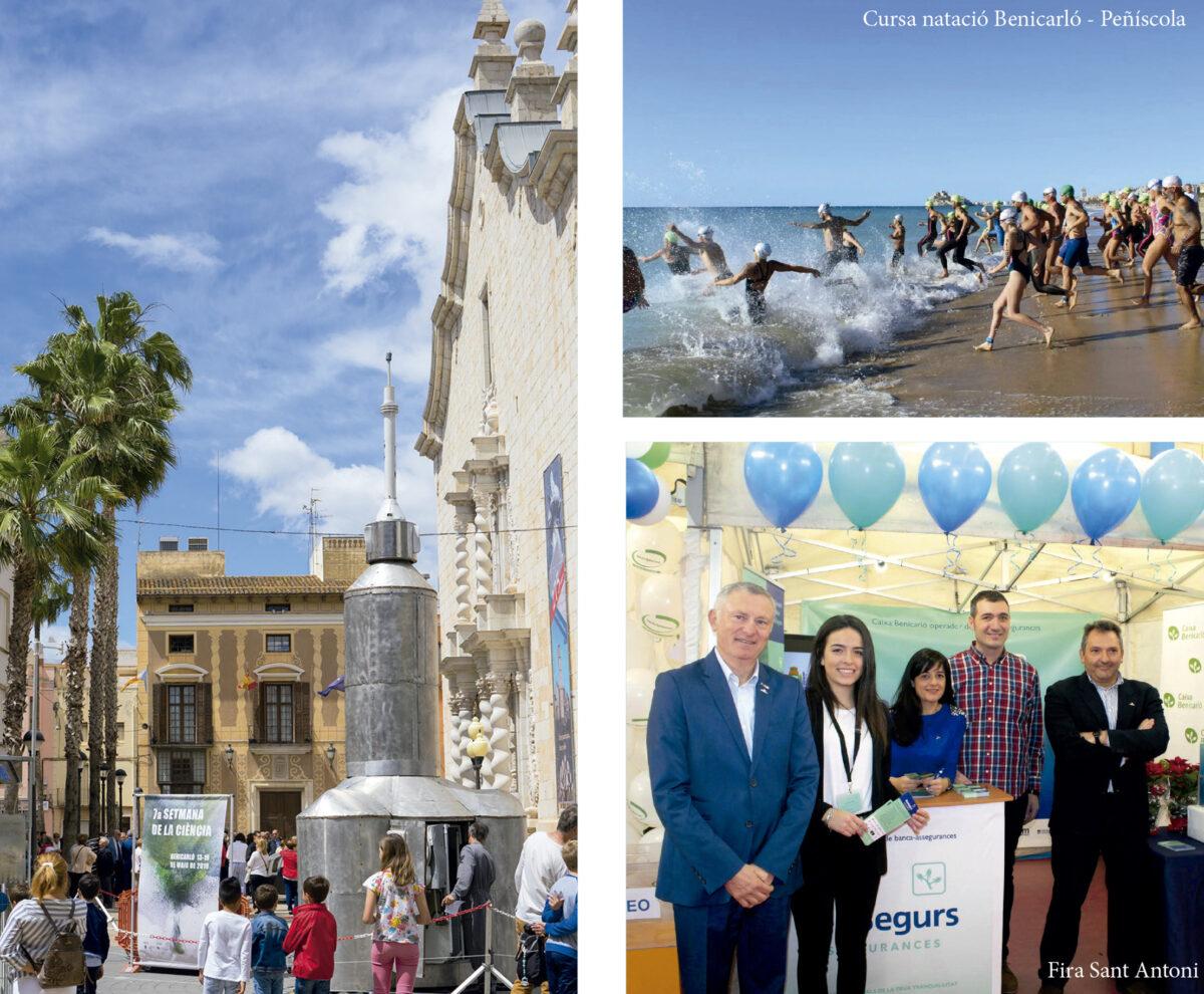 Caixa Benicarló aporta més de 200.000€  al seu entorn en 2019