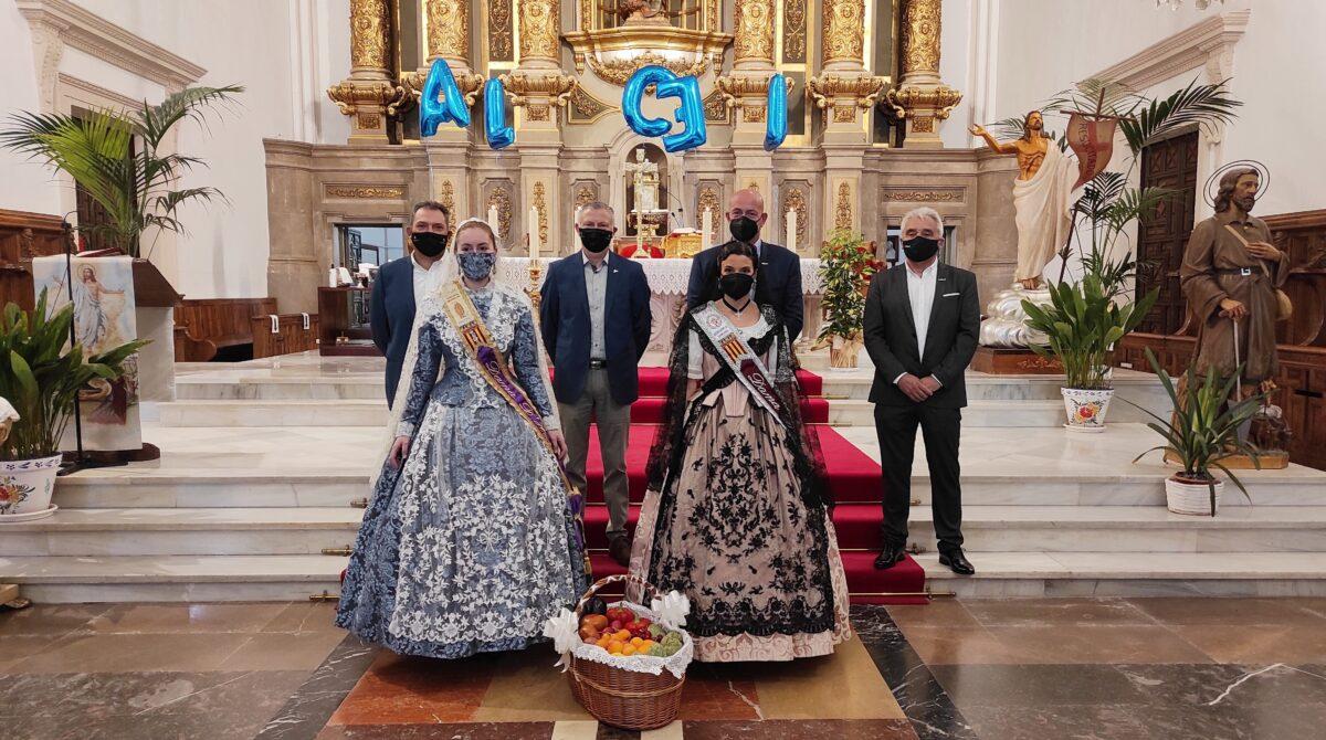 Commemoració de Sant Isidre a Benicarló